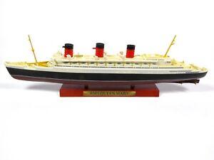 RMS QUEEN MARY Transatlantic Boat 1:1250  Editions Atlas MODEL 02