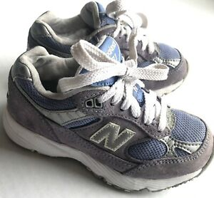 New Balance 991 KJ991LAP Toddler Girl Athletic Sneakers Shoes Lace Up Size 11