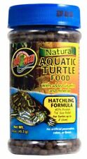 Zoo Med Natural Aquatic Turtle Hatchling Food Vitamin Mineral 1.6 oz best prices on ebay