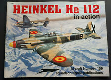 21955/ Squadron / Signal - Aircraft in Action No 159 – Heinkel He-112