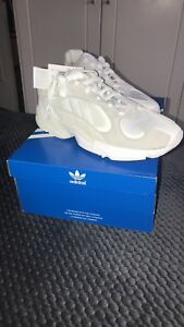 Adidas Yung-1 Cloud White US 12.5 Brand New with tags and box