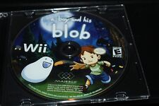 David Crane's A Boy and His Blob: Trouble on Blobolonia wii disc only