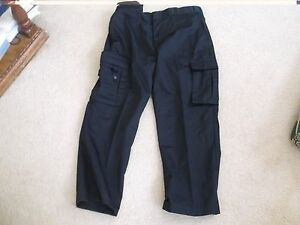 TACT SQUAD DARK NAVY BLUE TROUSER PANTS STYLE 7011N SIZE 40R NWT