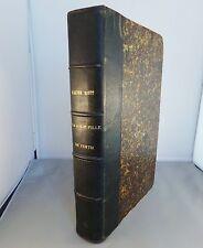 WALTER SCOTT ILLUSTRE / LA JOLIE FILLE DE PERTH / 1883 FIRMIN-DIDOT (GRAVURES)