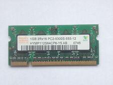 1gb Hynix HYMP 112s64cp6-y5 AB, ddr2 di RAM, 2rx16, pc2-5300s, ddr2-667