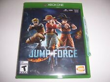 Original Replacement Box Case Xbox One XB1 - JUMP FORCE