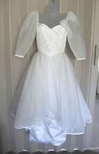 Unbranded 3/4 Sleeve Wedding Dresses