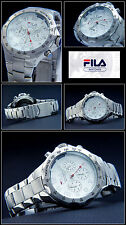 Luxury Mirage Chrongraph Original Fila Watch Tachymeter Design Arabic Numbers