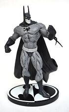 "Batman Black White Statue DC Direct LTD 5000 Simon Bisley 7.75"" Dark Knight Box"