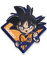 Dragon Ball Super Goku Patch Saiyan Cosplay Dbz Dbs Anime Manga Licensed Ur New