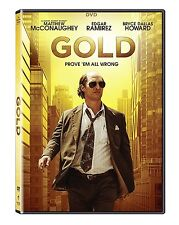 Gold (DVD - Disc Only)