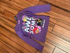 Shirt Angry Birds NWT $14.94 Old Navy Collectabilities Girls 8 M