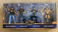 WWE Mattel Elite Hall of Fame WCW Nitro Notables Action Figure Set *NIB*