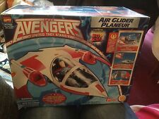 MARVEL COMICS THE AVENGERS AIR GLIDER VEHICLE UNITED THEY STAND NEW BOXED