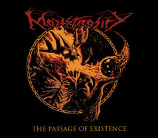 Monstrosity - The Passage of Existence Jewelcase 12 tracks w/ sticker / slipcase