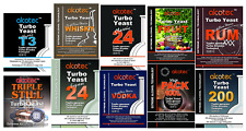 ALCOTEC - Turbo Yeast - All Variety - Home Brew - EXTREME Alcohol Technology