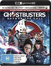 Ghostbusters 3: Answer the Call (4K UHD/UV) - Paul Feig NEW B Region Blu Ray
