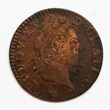 demi sol Louis XV à la vieille tête 1774 H