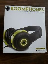 Boomphones Headphones  In Excellent Condition RRP £100