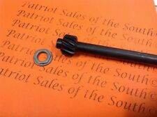 Mtd Part # 738-0919A  941-0656A STEERING SHAFT AND HEX BEARING