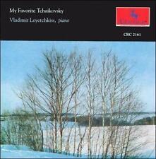 My Favorite Tchaikovsky # Vladimir Le yetchkiss (Centaur Records) CD
