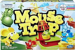 NEW HASBRO MOUSETRAP BOARD GAME - C0431