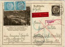 Ganzsache Deutsche Reichspost 21.2.41 Berlin-Wandlitz (10)