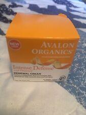 Intense Defense, With Vitamin C, Renewal Cream, 2 oz (57 g)