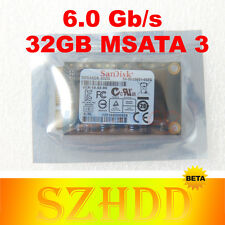 NEW SANDISK SSD mSATA 32GB For Intel Samsung Dell HP Lenovo Acer Laptop Mini PC