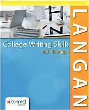 College Writing Skills with Readings by John Langan (2013, Paperback, 9th...