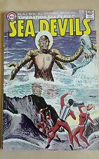 1965 SEA DEVILS #22 - FINE - DC COMICS