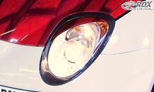 RDX Scheinwerferblenden ALFA Romeo MiTo Böser Blick Blenden Tuning