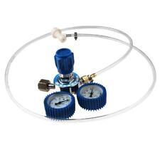 MagiDeal Homebrew Kit CO2 Regulator Tube Draft Beer Gas Regulator 172cm