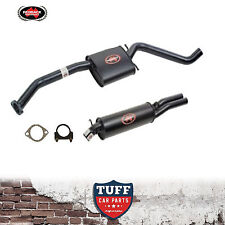 """REDBACK 2.5"""" CATBACK SPORTS EXHAUST VS V8 IRS HOLDEN COMMODORE DUAL OUTLET REAR"""