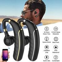 Sports Wireless Bluetooth Earphones Headphones Ear Devices Run Earbuds NE E1L4