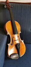 Alte Geige, Konzertvioline4/4, Restauriert 1930 von M.&G. Voigt Markneukirchen