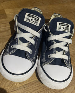 Navy Converse | Childrens | Size 10 | Trainers | Pumps