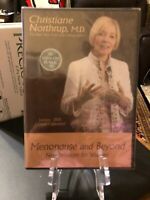 Menopause And Beyond: New Wisdom For Women [DVD, 2007, Hay House] Mfg. Sealed