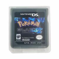 Black2 USA English Game Card for Nintendo 3DS Lite NDSI DSI