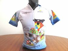 Parrots of the Caribbean Cycle Jersey Small  Cycling