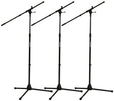 On-Stage Stands MS7701B Tripod Microphone Stand Pa