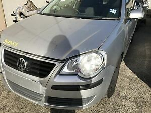WRECKING FOR PARTS Volkswagen Polo 2007 86042KM Automatic (#58)