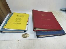 Lot of 8 Rootes /Chrysler Hillman Imp Chamois Simca Lucas Workshop Manuals More
