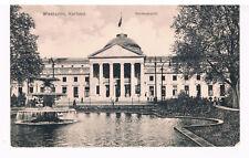 Wiesbaden ! Kurhaus !
