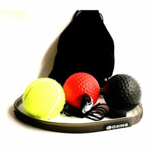 Boxing Training Fight Speed Ball Reflex Reaction Punch Combat Muscle Exercise