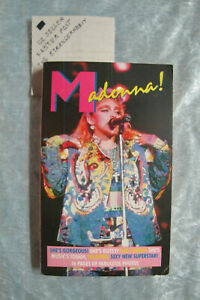 Madonna! - Mark Bego OzSellerFasterPost!