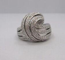 14k GOLD TCW 1 carat round diamond G Si engagement ring women Wedding band 8.25