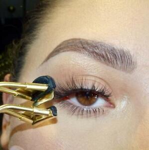 Mini Eyelash Curler | Eye Makeup | Eye Lashes | Tweezers | Eyelash Tools