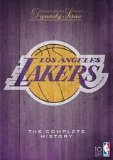 NBA Dynasty Series - Los Angeles Lakers: Complete History (10 Disc Set) NEW!!