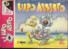\ GLENAT ITALIA-LUPO ALBERTO # 14 - ORIGINALE 1986 //